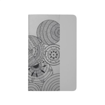 Aztec Themed A balck and white themed Aztec design Journal