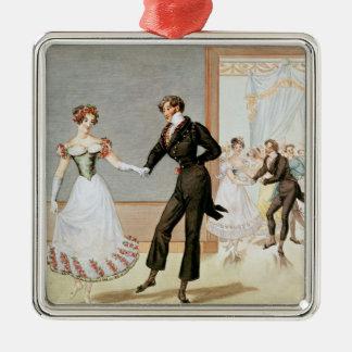 A Ball Metal Ornament