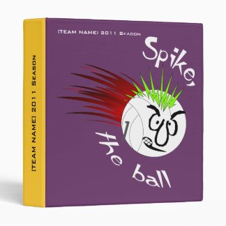 A Ball Named Spike Binder