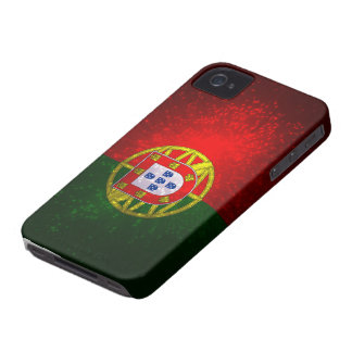 A bandeira de Portugal iPhone 4 Cover