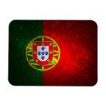 A bandeira de Portugal Magnets