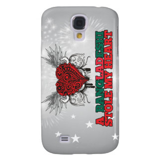 A Bangladeshi Stole my Heart Samsung Galaxy S4 Covers