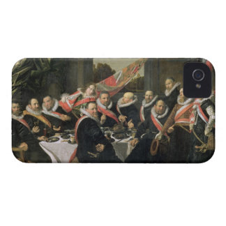 A Banquet of the Officers of the St. George Militi iPhone 4 Case-Mate Case