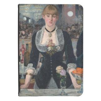 A Bar at the Folies-Bergère by Édouard Manet Kindle Case