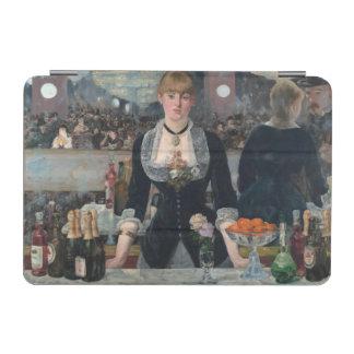 A Bar at the Folies-Bergère by Édouard Manet iPad Mini Cover