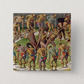A Barbarian Celebration Pinback Button