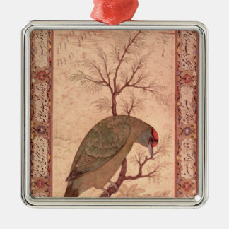 A Barbet  Jahangir Period, Mughal, 1615 Metal Ornament
