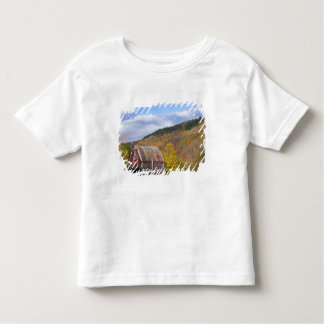 A barn in Vermont's Green Mountains. Hancock, 3 Toddler T-shirt