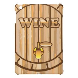A barrel of Wine iPad Mini Cases