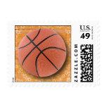 A Basketball Postage