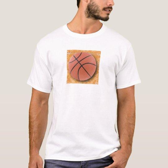 A Basketball T-Shirt