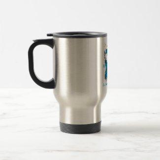 A Bat Mitzvah mug