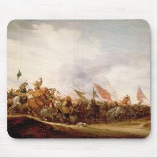 A Battle Scene, 1653 Mouse Pad