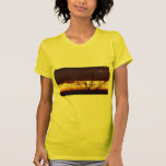 A Bayou Sunset by Leslie Peppers T-shirt