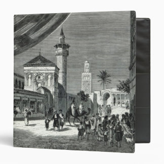 A Bazaar at Tunis Binders