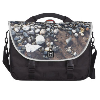A Beach In The Spring Laptop Bag