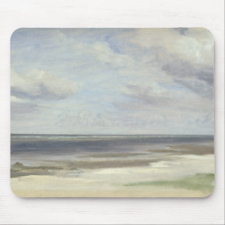 A Beach on the Baltic Sea at Laboe, 1842 Mouse Pad