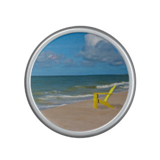 A Beach Somewhere and Beach Chair Bluetooth Speaker