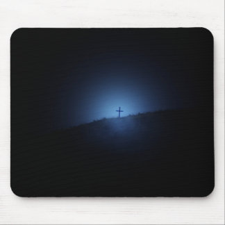 A beacon of light mouse pads