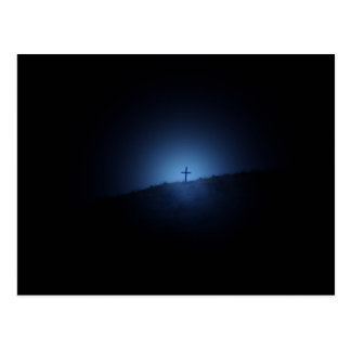 A beacon of light postcard