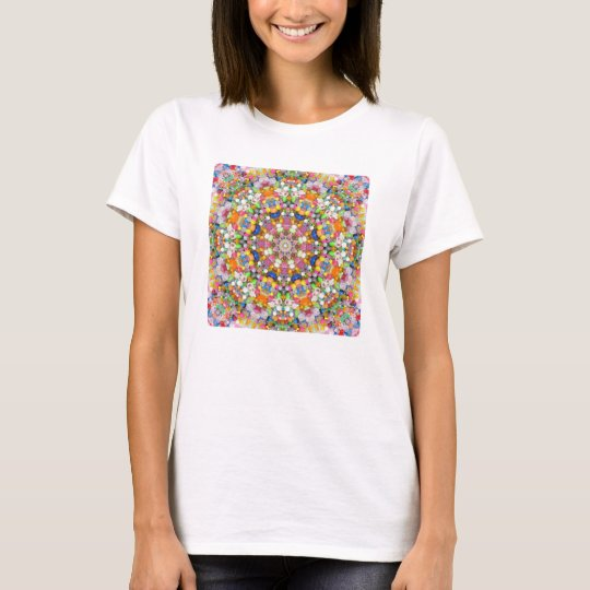A Bead Mandala T-Shirt