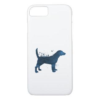 A beagle iPhone 8/7 case