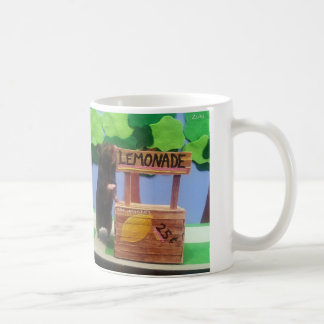 A Bear at the Lemonade Stand! Coffee Mug