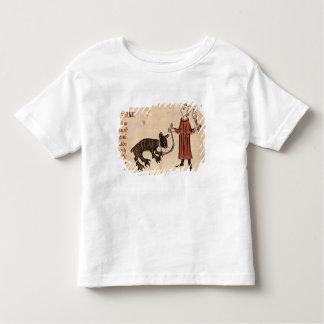 A Bear Keeper, from 'Decrets de Gratien' Toddler T-shirt
