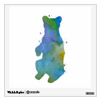 A Bear Wall Sticker