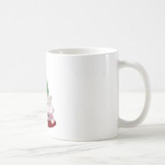 A Beary Merry Christmas Collage Coffee Mug