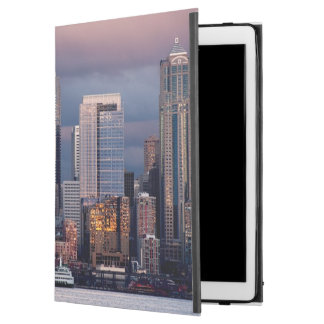 A beautiful and dramatic sunset seen from West iPad Pro Case