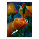 A beautiful bunch of roses and meaning greeting cards