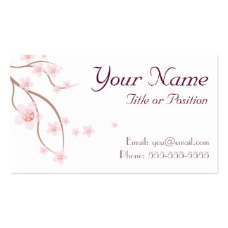 A Beautiful Business Card