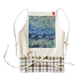 A beautiful garden zazzle HEART apron
