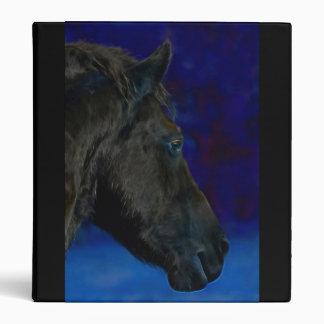 A beautiful horse binder
