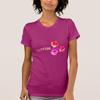 A beautiful ladies' cool & bright t-shirt | Pink