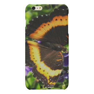A Beautiful Milbert's tortoiseshell butterfly. Matte iPhone 6 Plus Case