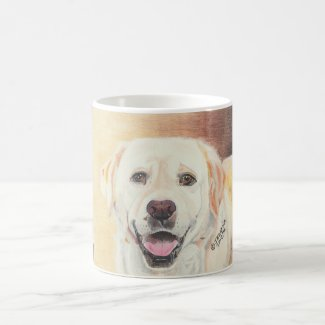 A Beautiful Mug For Labrador Lovers