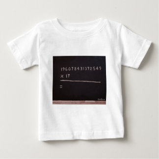 A Beautiful Number Baby T-Shirt
