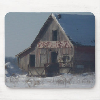 A Beautiful old Barn Mouse Pad