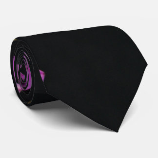 A Beautiful Orchid Neck Tie