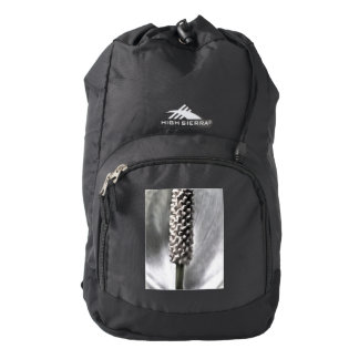 A beautiful Peace Lily Backpack