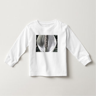 A beautiful Peace Lily Toddler T-shirt