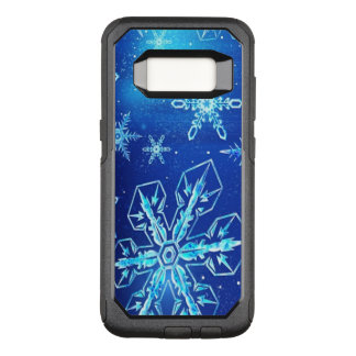 A Beautiful Snowstorm OtterBox Commuter Samsung Galaxy S8 Case