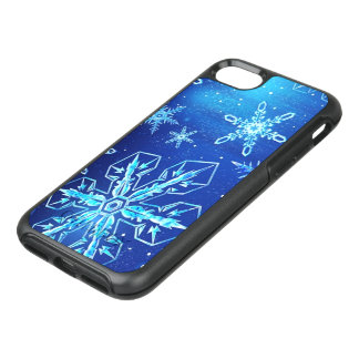 A Beautiful Snowstorm OtterBox Symmetry iPhone 7 Case