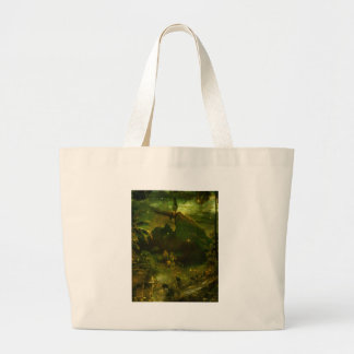 A Beautiful South Pacific Paradise Large Tote Bag