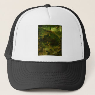 A Beautiful South Pacific Paradise Trucker Hat