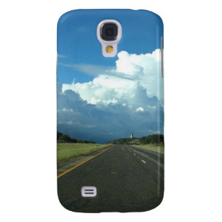 A beautiful storm galaxy s4 covers
