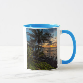 A beautiful sunset 2 mug