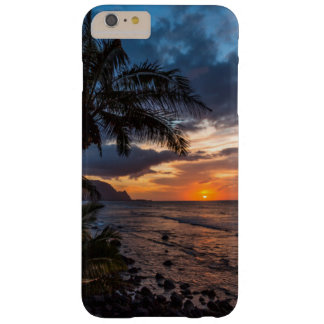 A beautiful sunset barely there iPhone 6 plus case